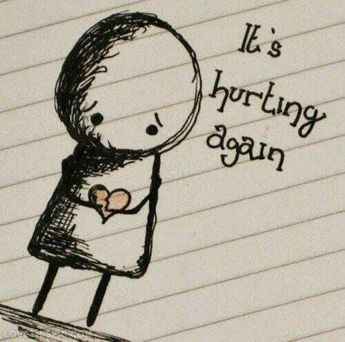 Laments From My Broken Heart