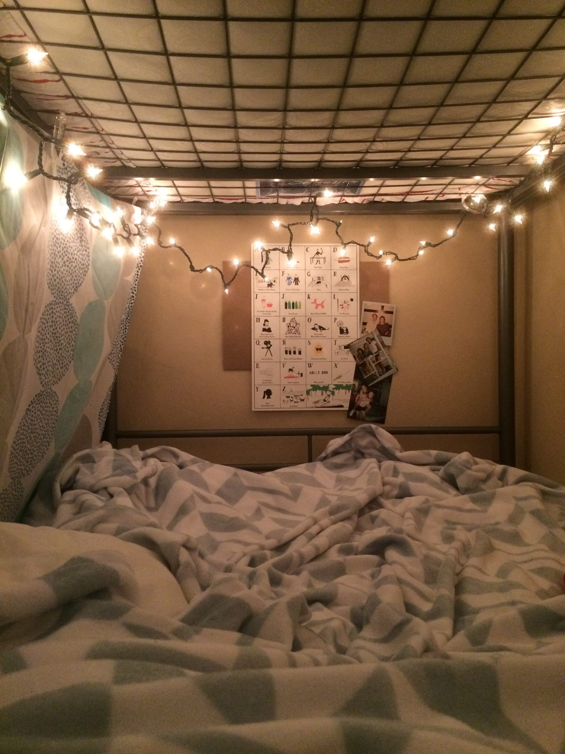 Sleeping in Bunk Beds Reminds Me…