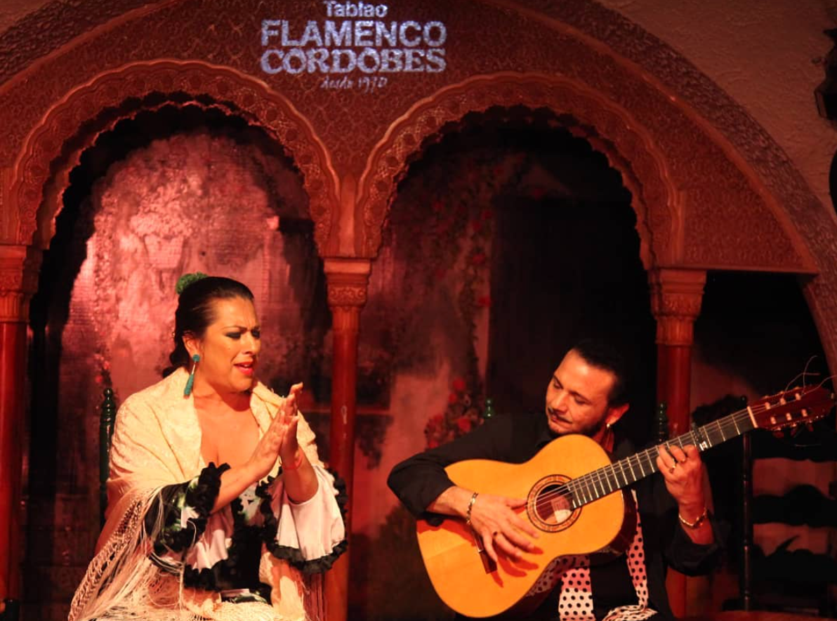 Flamenco Makes Me…
