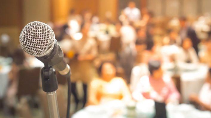 Conquering Fears – Public Speaking