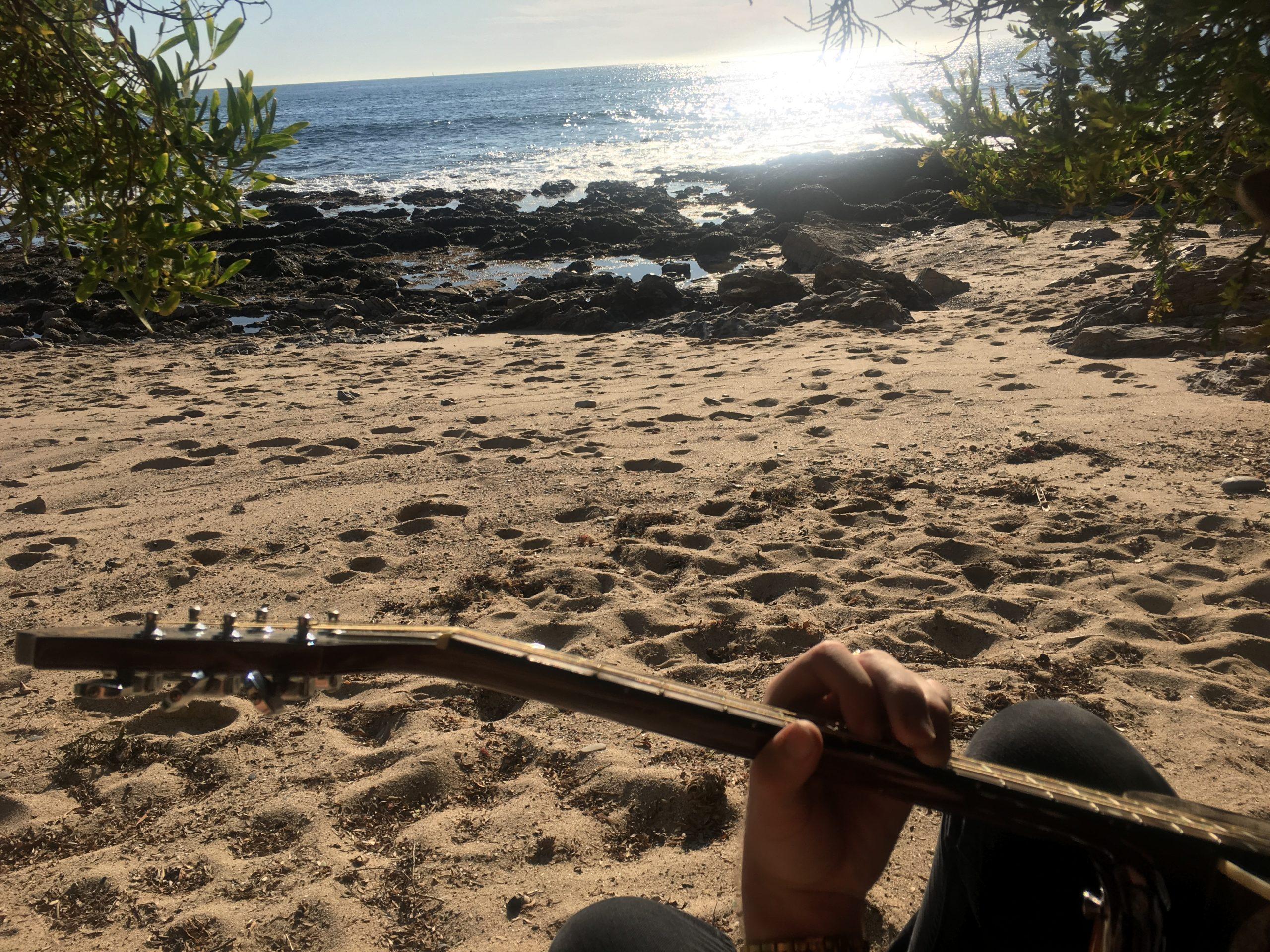 The Ocean Heals Me