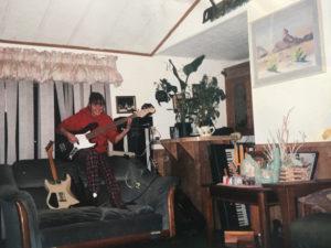 Nicole Samra Bass Player
