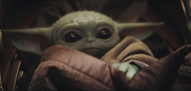 Baby Yoda Is So Cute It Hurts