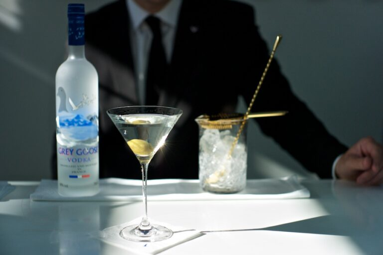 Grey Goose Dirty Martini Fantasy