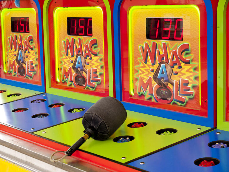 I Feel Like I'm Playing Whac-A-Mole