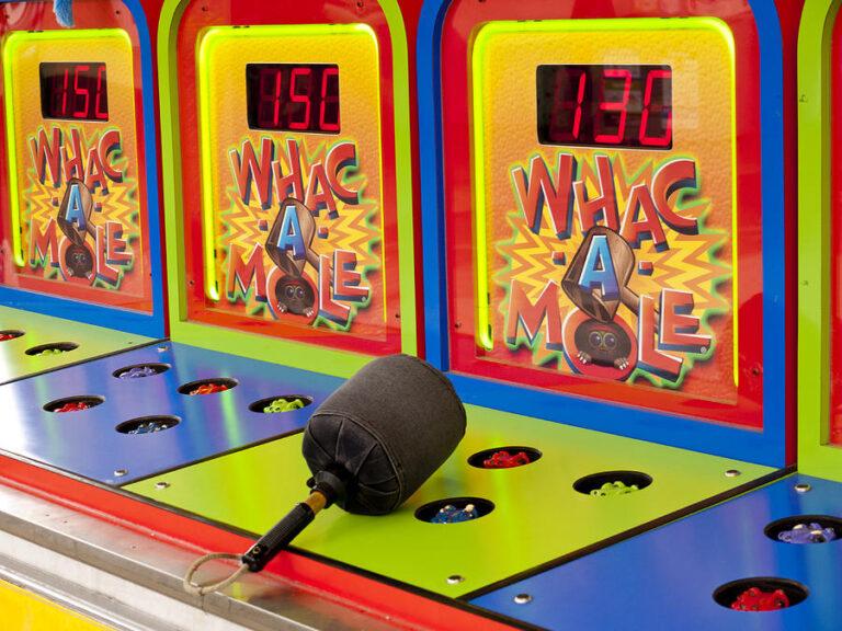 I Feel Like I'm Playing Whac-A-Mole