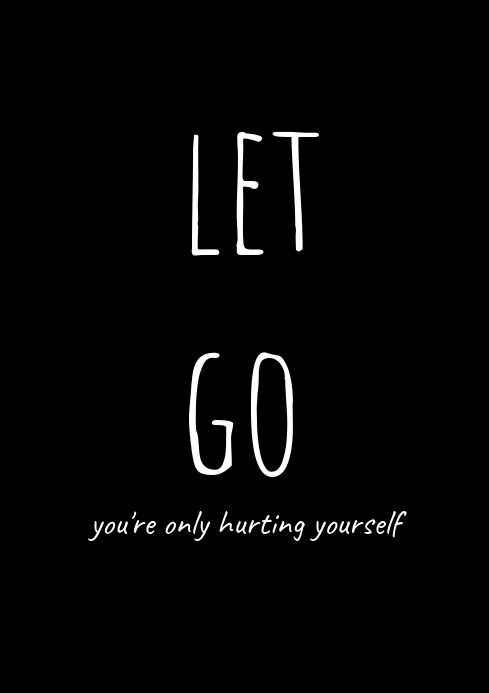 It's Hard To Know When To Let Go