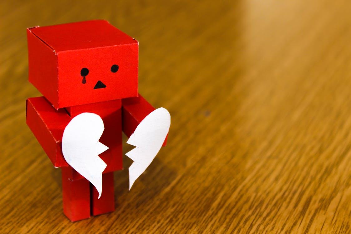 I'm Tired Of Having My Heart Broken