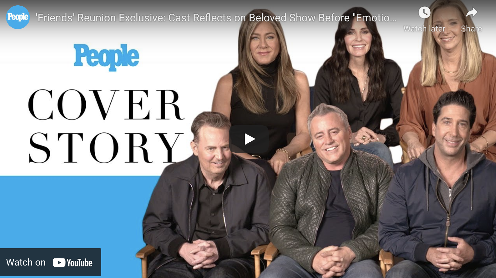 The One Where They Went Hard on Matthew Perry For Slurring His Words